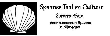 Home Cursus Spaans In Nijmegen Socorro Pérez
